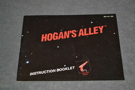 Nintendo NES: Hogan's Alley [Instruction Book Manual ONLY] - $5.00