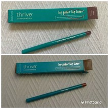 THRIVE CAUSEMETICS Lip Filler Long Wearing + Plumping Lip Liner Devin OR... - $11.99