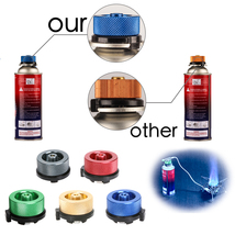 Outdoor Camping Picnic Stove Split Converter Mini Gas Bottle Adapter Bur... - $14.00