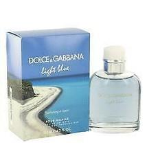 Light Blue Swimming In Lipari Cologne By  DOLCE & GABBANA  FOR MEN 4.2 o... - $62.95