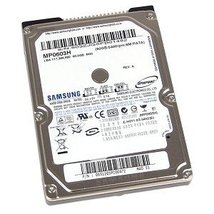 "Samsung SpinPoint 60GB UDMA/100 5400RPM 8MB 2.5"" IDE Hard Drive - $39.15"