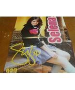 Selena Gomez Lucas Till teen magazine poster clipping skirt Bop teen idol - $5.00