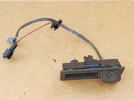 09-11 Tiguan Rear View Bumper Backup Reverse Camera & Lock Switch Handle image 2