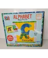 Alphabet Floor Puzzle 2015 University Games Complete Kids LARGE ABCs - $25.23
