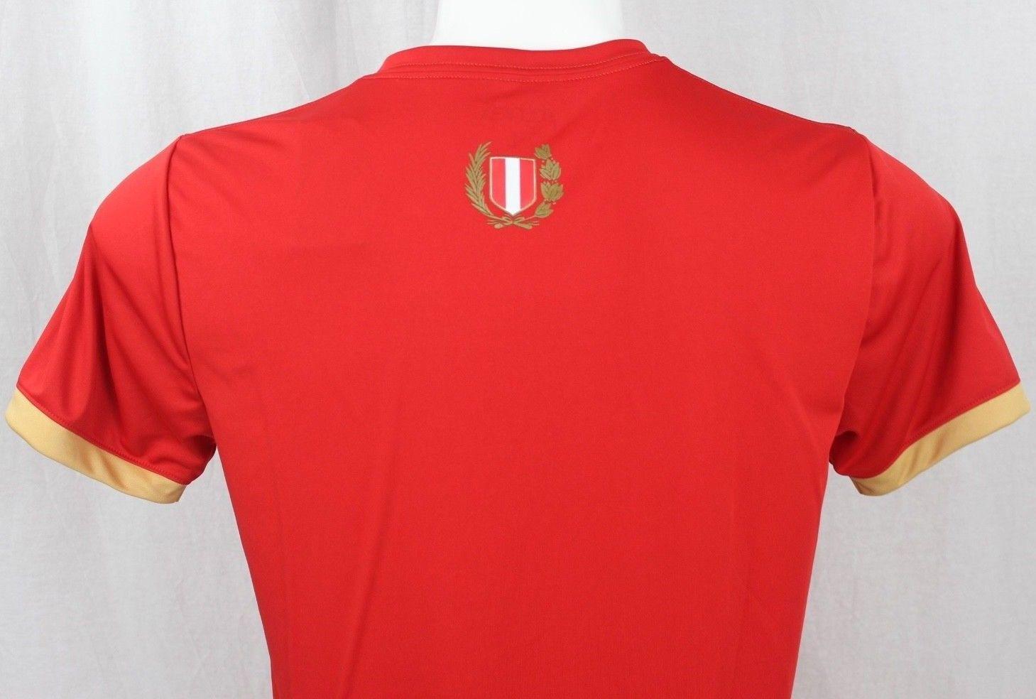2357b5c73 Peruvian soccer men s team world cup t shirt and 50 similar items