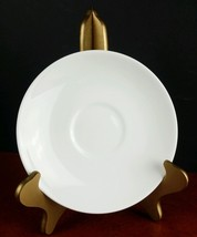 "saucer Wedgwood bone china England white 5.75"" tea - $6.17"