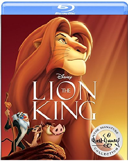 Lion King: Walt Disney Signature Collection (Blu-ray + DVD)