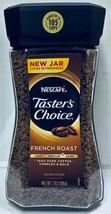 Nescafe Taster's Choice Instant Coffee French Roast 7 oz Tasters Choice - $12.18