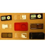 iPod Case Qty 9 Init DLO Other Various Styles Nano Clas - $20.74