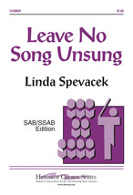 Leave No Song Unsung - $1.60