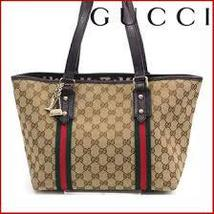 Women GUCCI TOTE BAG 100% AUTHENTIC - $79.99
