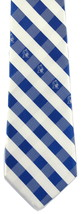 Duke Blue Devils Mens College Necktie University Eagles Wings Checks Nec... - €29,04 EUR