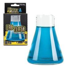 Realistic Mini--LAB FLASK SHOT GLASS--Novelty Bar Drink Mad Scientist La... - $6.83