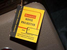 Brownie Movie Projector AA19-1593 Vintage image 8