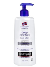 Norwegian formula deep moisture body lotion dry och sensitive skin 0  3  thumb200