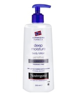 Neutrogena Norwegian Formula Deep Moisture Body Lotion Dry/Sensitive Ski... - $12.99