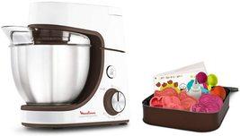 Moulinex QA51K110 Masterchef Gourmet Baking with Kids Robot pastelero, acero ino - $599.00
