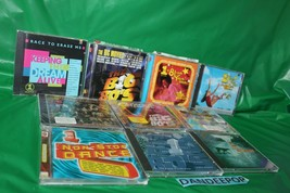 10 VH1 Assorted  Music CD's Collection Storytellers Big 80's 8 Track Classics - $69.29