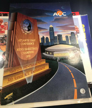 1992 ACC NCAA Basketball Rare Poster 39th Annual Tournament *cool Find* P1 - $48.33