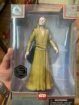 Star Wars Supreme Leader Snoke Elite Series Die Cast Disney Store Brand New - $23.71