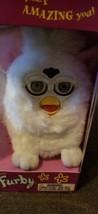 "Furby Model 70-800 White ""Snowball"" Series 1 Electronic Furbie - $275.75"