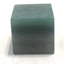 Green Aventurine Cube Size 25mm to 45mm aprrox Crystal Lemurian Manifest... - $22.99