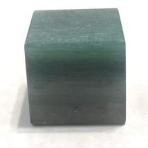 Green Aventurine Cube Size 25mm to 45mm aprrox Crystal Lemurian Manifest... - $22.99