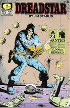 Dreadstar Comic Book #3, Marvel/EPIC Comics 1983 NEAR MINT NEW UNREAD - $4.50