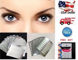 160/240 Pairs Wide Eyelid Adhesive Tape Technical Eye Tapes + Free gift - $2.98+