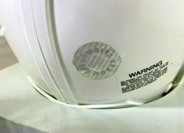 BARRY SANDERS / NFL HALL OF FAME / AUTOGRAPHED OSU LOGO MINI HELMET / SCHWARTZ image 6