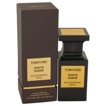 Tom Ford White Suede Perfume 1.7 Oz Eau De Parfum Spray image 4