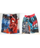 Justice League Spider-Man Boys Swim Trunks/Shor... - $7.99