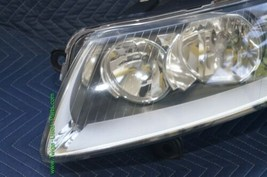 05-08 Audi A6 Halogen Headlight Head Light Lamp Assy Driver Left LH image 2