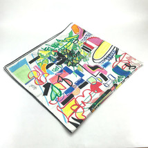 AUTHENTIC HERMES Odernisme Tropical (tropical modernism) Carre 90 Scarf - $280.00