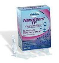 Nanotears tf gel mild dry eye therapy  - $14.99