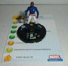 Patriot 010 Marvel Heroclix Avengers - $0.99