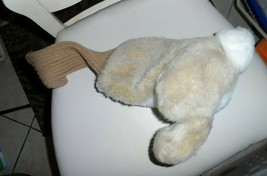 "Butt head Golf Club Cover Plush Bunny Rabbit's butt with sock bottom 18""   - $42.00"