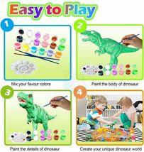 Dinosaur Painting Kit for Children image 3