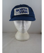 Vintage Patched hat - North Star Shoes Canada - Adult Snapback - $65.00