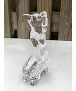 Baccarat Robert Rigot Crystal Nude Odine Female Figurine - $495.00