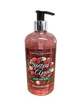 Scottish Fine Soaps Company Luxury 17.5oz Hand Wash Spiced Apple - $18.06