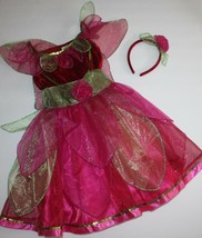 Authentic Kids Flower Fairy Costume 5 6 NWT - $39.99