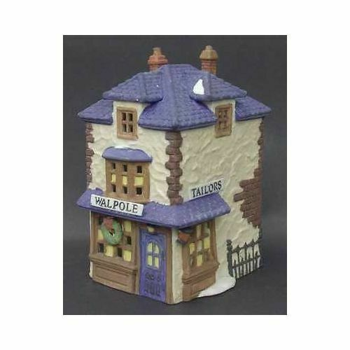 Primary image for Dept 56 Dickens Snow Village  Walpole Tailors 59269