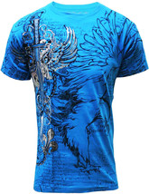 MMA Sword Graphic Muscle T-Shirt for T-724 TQ - €14,64 EUR