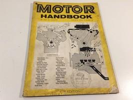 1970 Motor Handbook 47th Edition - $9.99