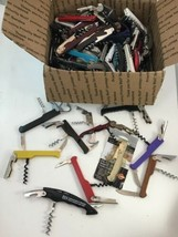 Lot Of Corkscrews Various Beands And Colors TSA Over 20 Pounds - £21.75 GBP