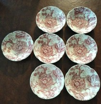 Lot Of 7 English Chippendale Small Bowls - $39.60
