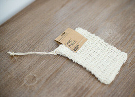 Hydrophil Biodegradable Natural Sisal Soap Pouch - Net Mesh Foaming Exfo... - £5.44 GBP