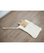 Hydrophil Biodegradable Natural Sisal Soap Pouch - Net Mesh Foaming Exfo... - $7.43