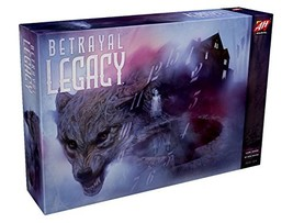 Avalon Hill Betrayal Legacy, Board Game - $70.38
